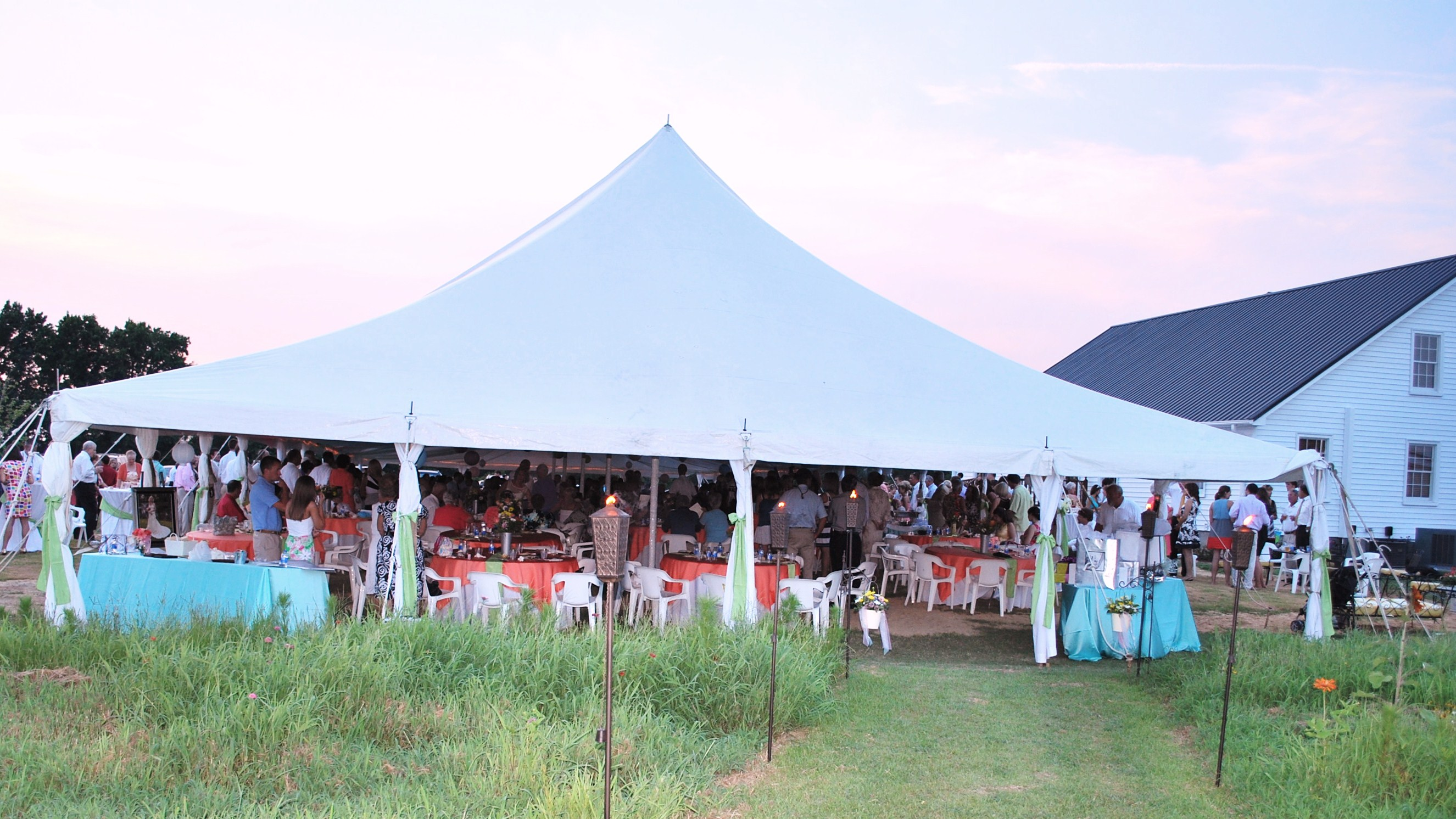Farmer's Field is a Wedding and event venue at Hamstead Acres