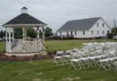 View of the Ceremony and Reception Site