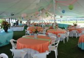 Decor...Under The Big Tent